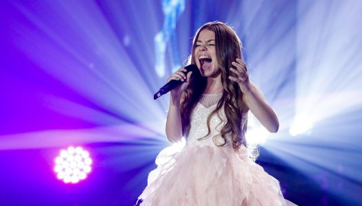 Today: Jury Final of the Junior Eurovision Song Contest 2016