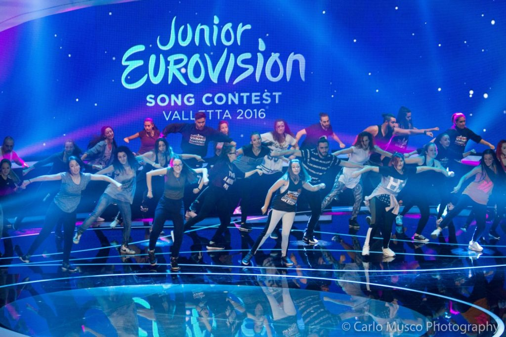 Embrace: Junior Eurovision 2016
