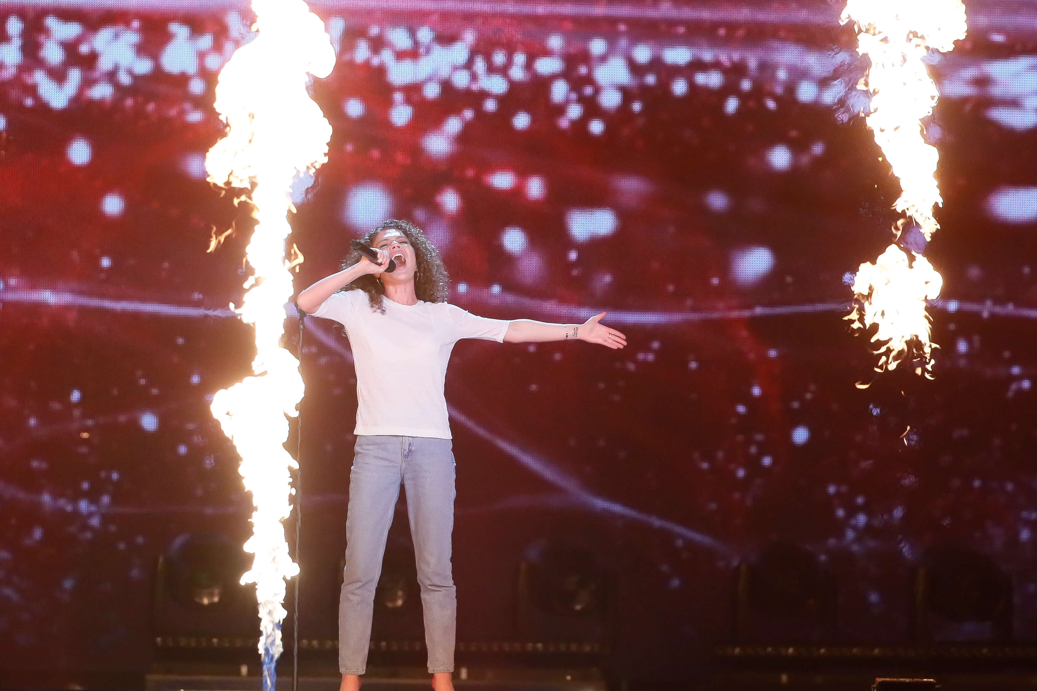 Image: Andres Putting/ Thomas Hanses (EBU) | The 62nd Eurovision Song Contest in Kyiv, Ukraine.