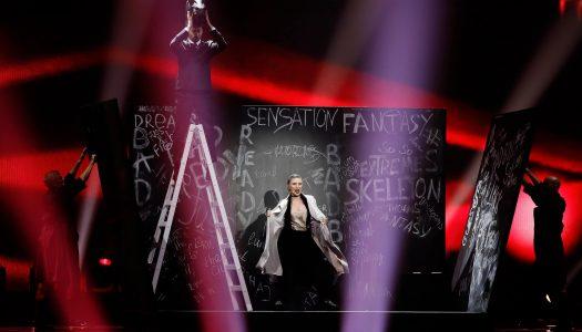 Azerbaijan's Second Rehearsal for Eurovision 2017