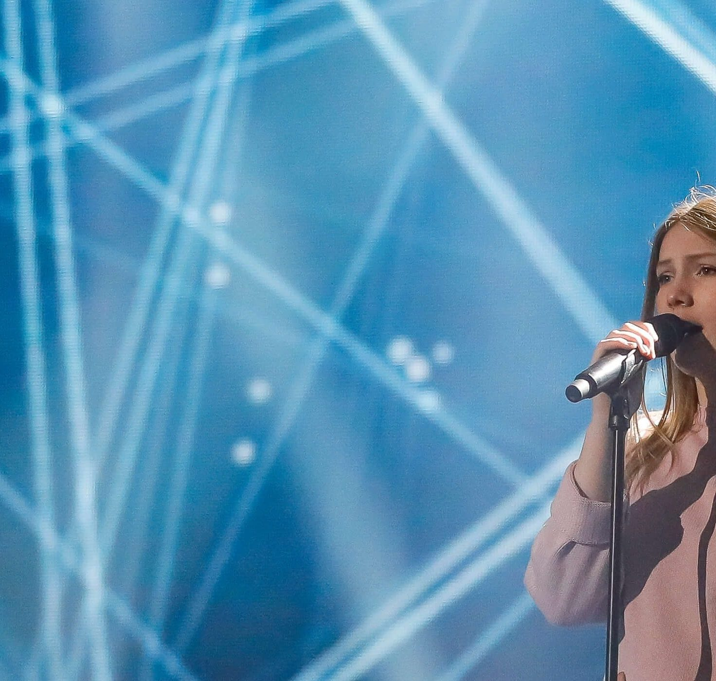 Image: Andres Putting/ Thomas Hanses (EBU)   The 62nd Eurovision Song Contest in Kyiv, Ukraine.