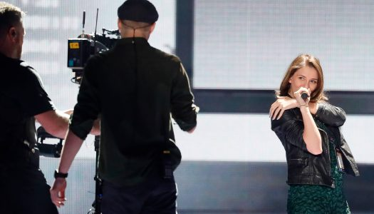 Macedonia's Second Rehearsal for Eurovision 2017