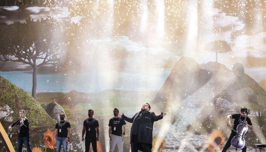 Croatia's Second Rehearsal For Eurovision 2017