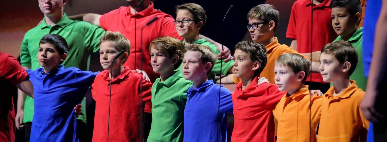 Belgium - Eurovision Choir of the Year 2017