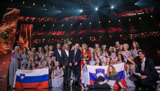 """There is no doubt there will be another Eurovision Choir of the Year"" – Ieva Rozentāle"