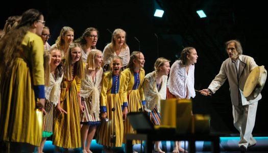 Estonia: Estonian TV Girls' Choir's Conductor States There Wasn't Enough Time to Prepare