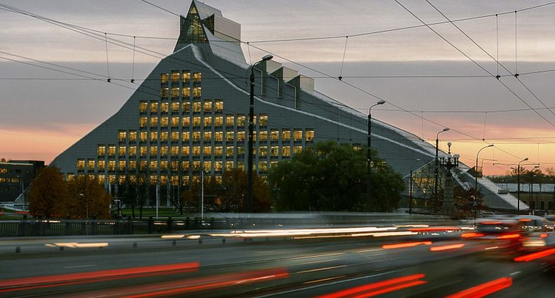 National Library of Riga