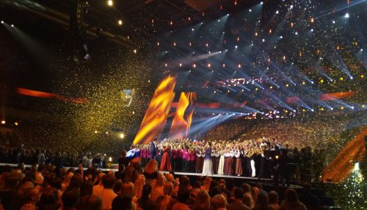 Slovenia's Carmen Manet Wins Eurovision Choir of the Year 2017