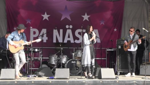 Sweden: Eight Artists Make It To The Final of P4 Nästa