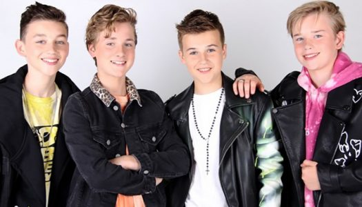 The Netherlands: Fource to Junior Eurovision 2017