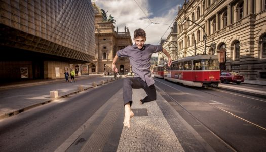 Czech Republic: Michal Vach To Eurovision Young Dancers 2017