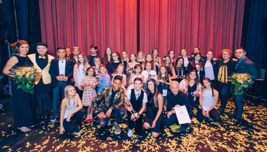 Georgia: Grigol Kipshidze Wins Star's Voices Grand Prix 2017 In Switzerland