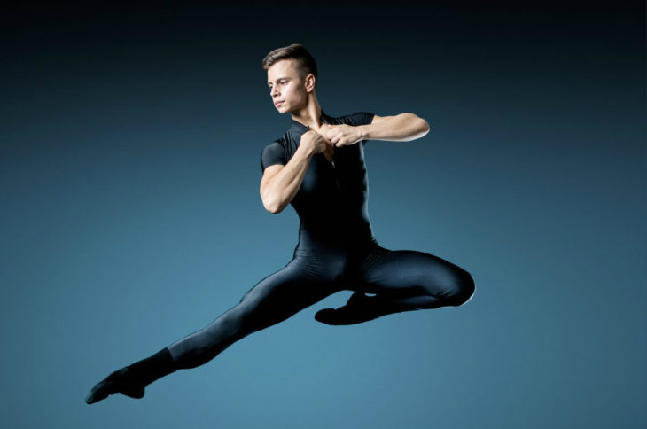 Danila Kapustin, Germany. Image source: youngdancers.tv