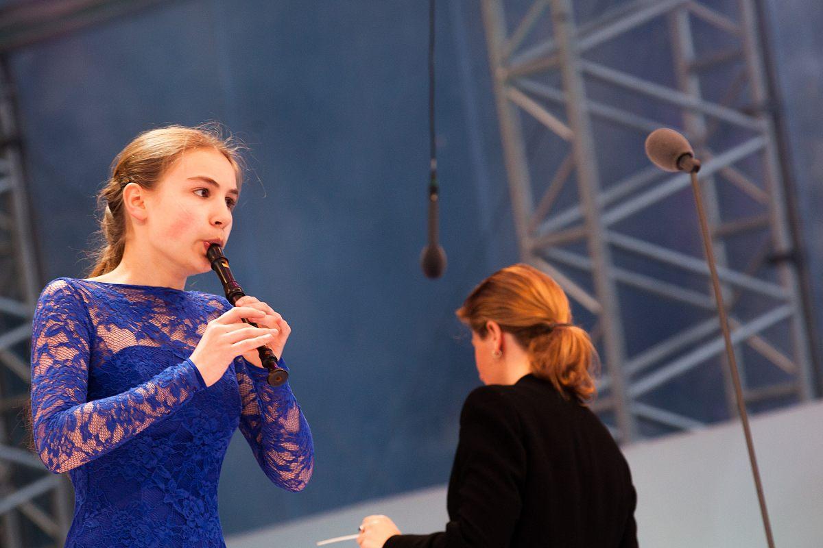 Lucie Horsch - Netherlands Eurovision Young Musicians