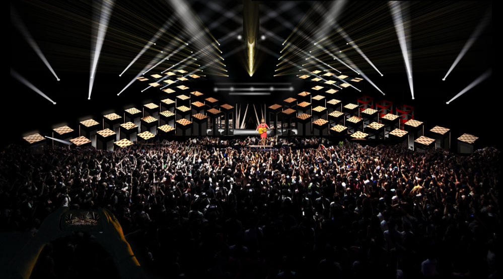 Melodifestivalen Stage 2018 | Photo: SVT
