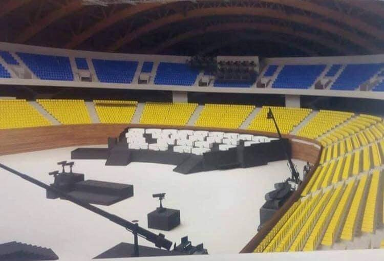 Eurovision 2018 Stage Design