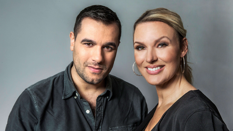 Edward and Sanna. Image source: Jan Danielsson/SVT