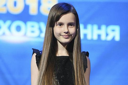 Darina Krasnovetsky, Ukraine. Image source: UA:PBC