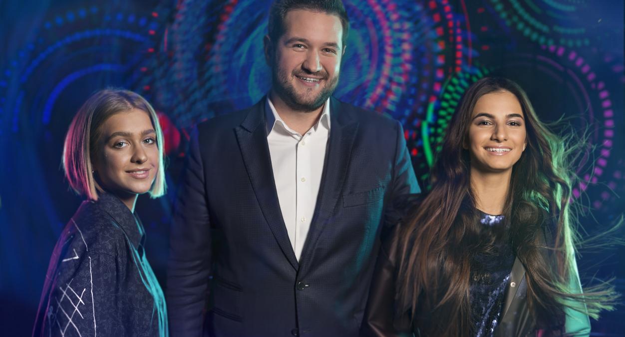 JESC 2018 Hosts