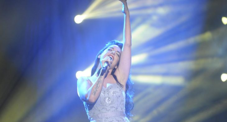 Ruth Lorenzo, Spain 2014. Image source: eurovision.tv
