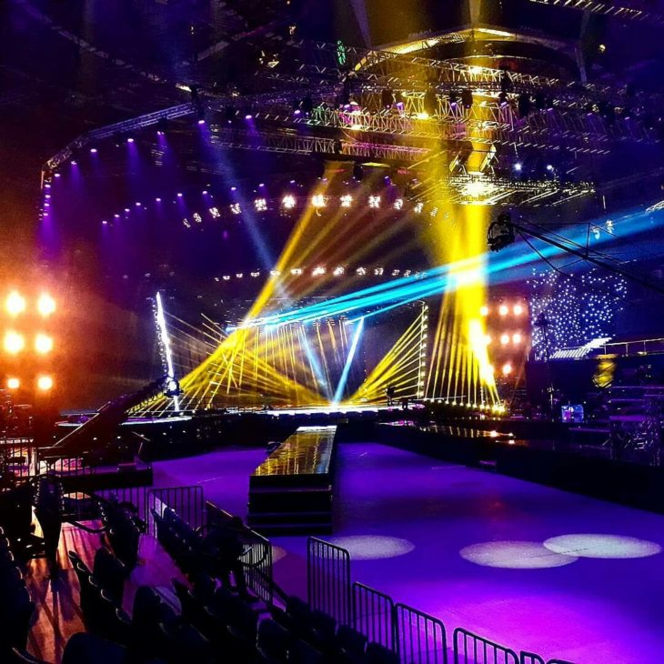 JESC 2018 Stage Complete