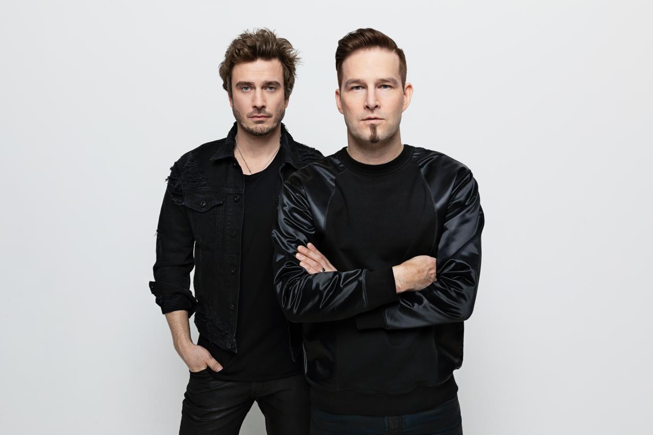 Sebastian Rejman and Darude
