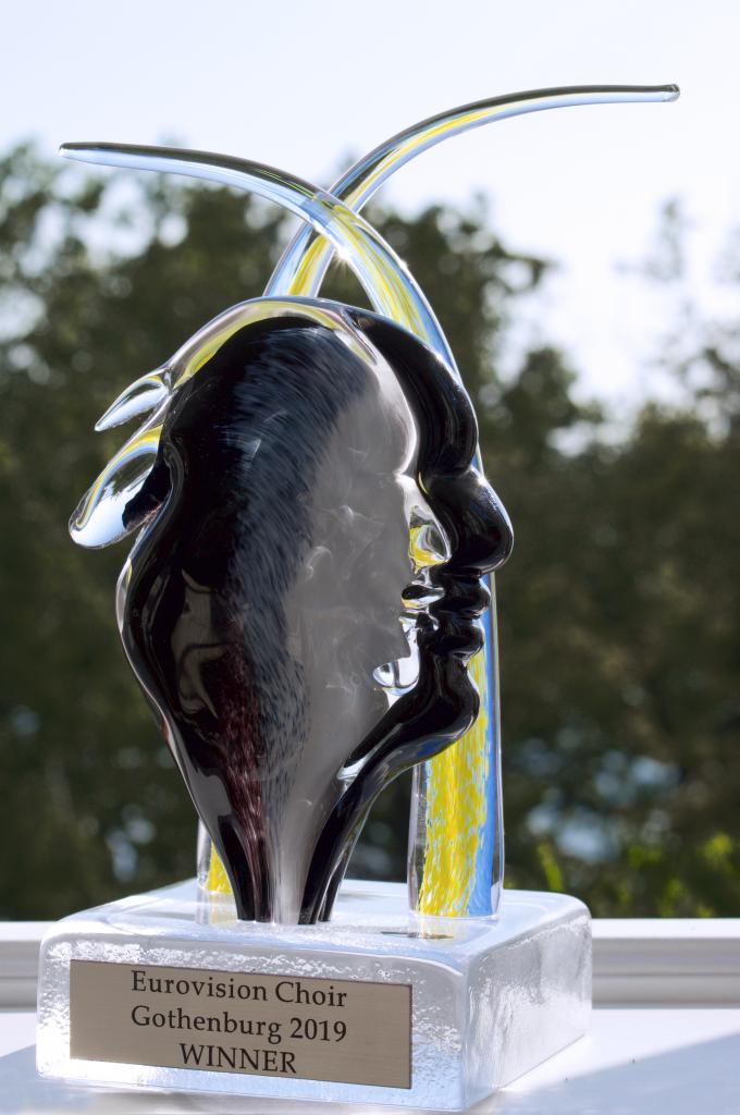 Eurovision Choir 2019 Trophy