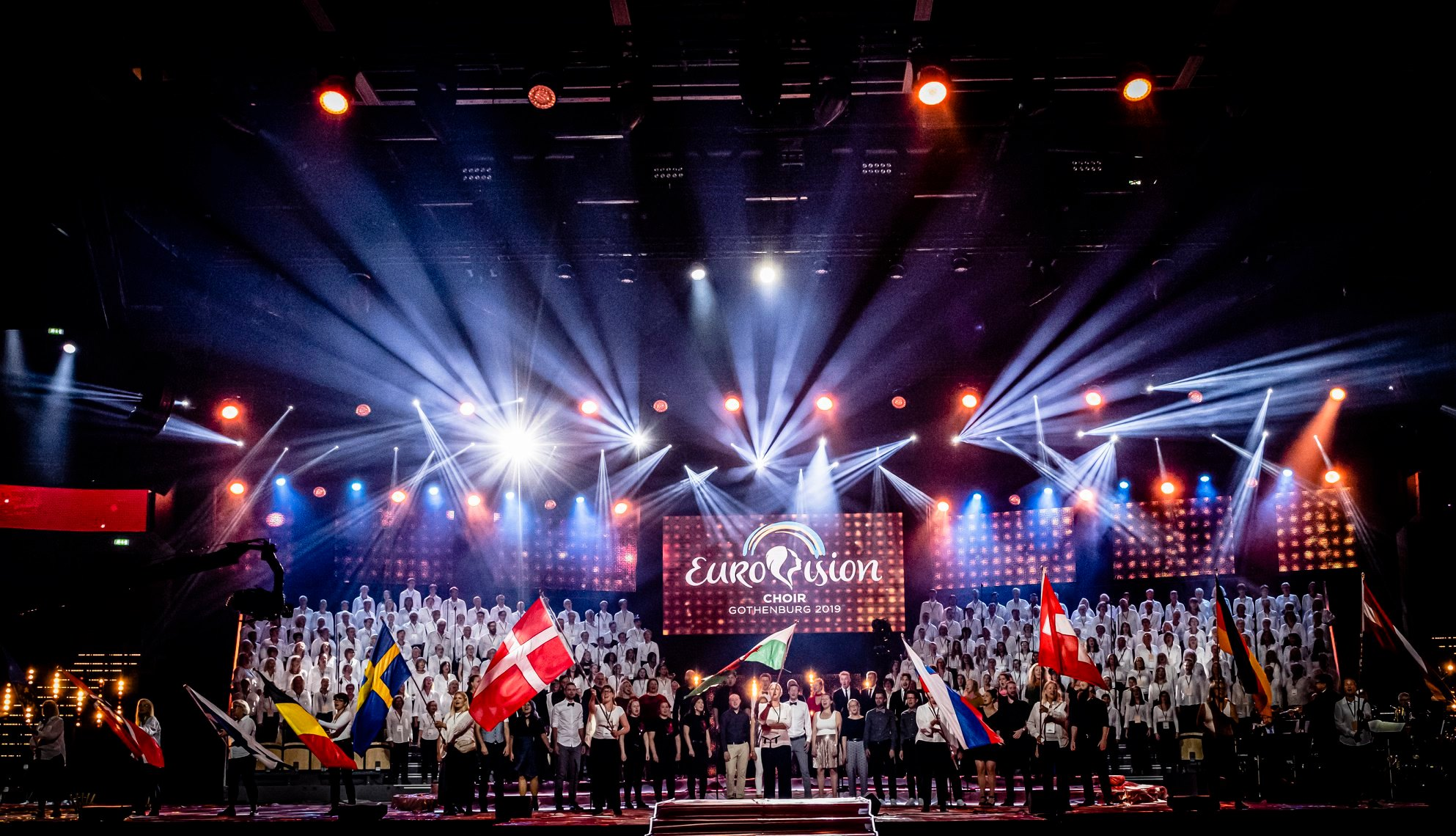 Tonight: Eurovision Choir 2019 - Eurovoix