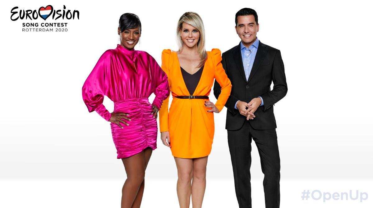 Eurovision 2020 Presenters
