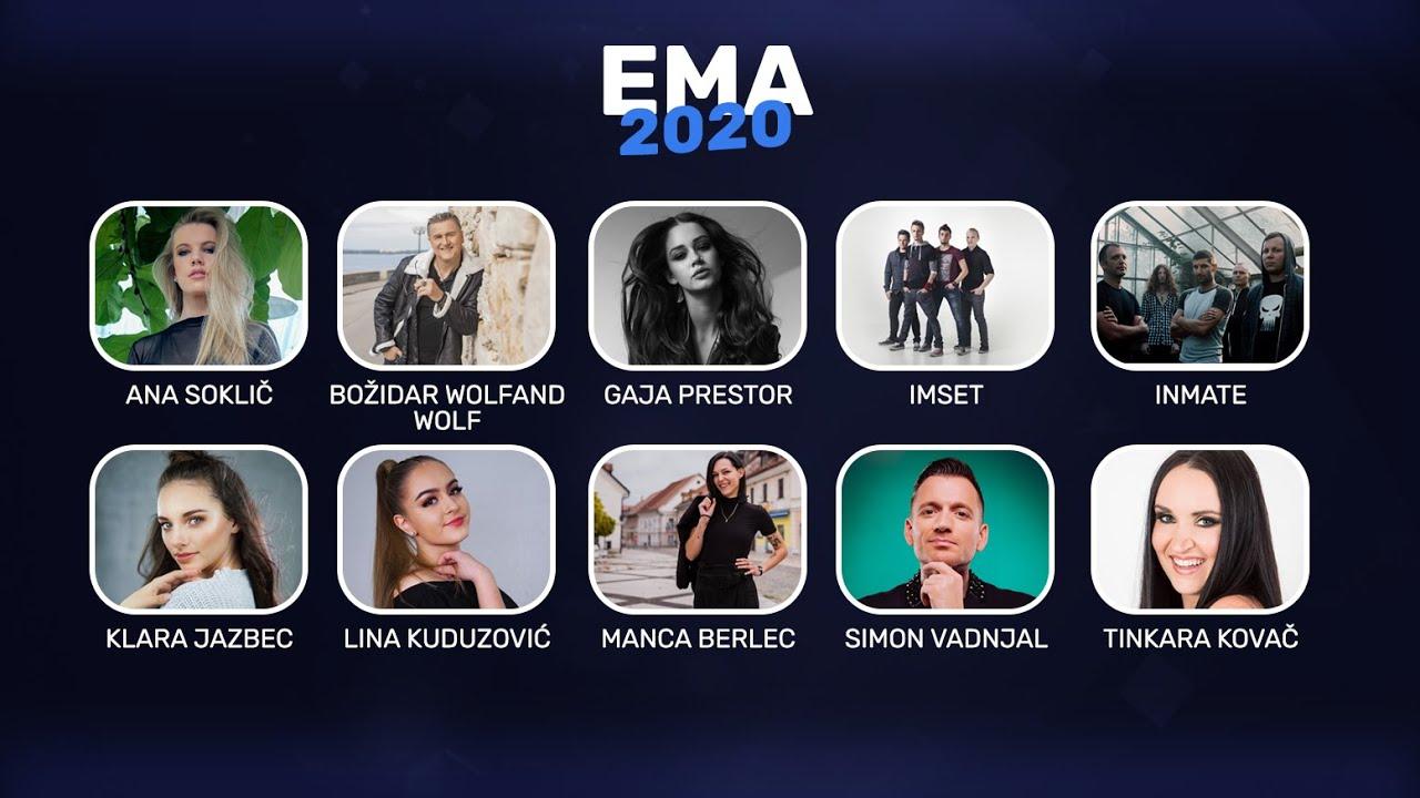 EMA 2020 Participants
